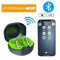 Soroya Wiederaufladbare Digitale Hörgeräte Bluetooth Mini OE Ohr Sound Verstärker Enhancer Drahtlose Hörgeräte Ohr Pflege