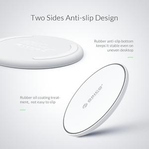 Image 5 - ORICO 10W  Qi Wireless Charger Charging Pad USB Phone Charger for iPhone 11 Samsung Xiaomi Charger