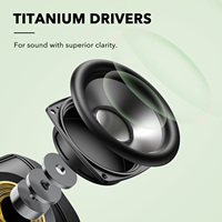 Anker Soundcore Motion Boom Outdoor Speaker with Titanium Drivers, BassUp Technology, IPX7 Waterproof, 24H Playtime 2
