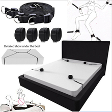 Sex Products Erotic Toys Adults Games BDSM Sex Bondage Set Handcuffs Ankle Cuff