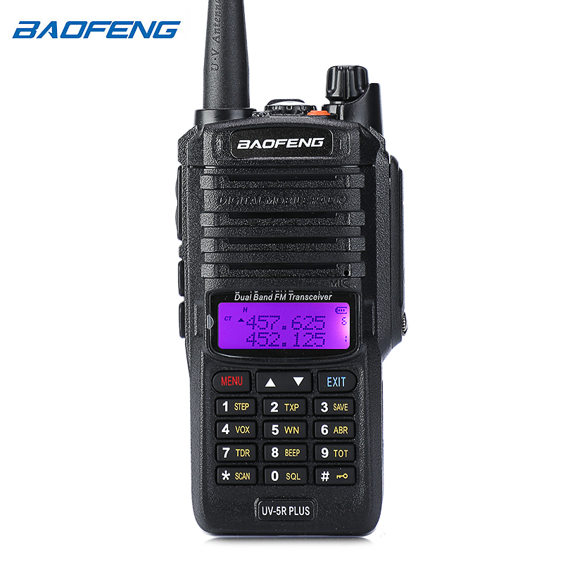 BaoFeng Walkie Talkie UV5R Plus Two Way Radio Ip67 Water Proof