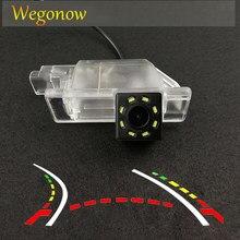 HD bezprzewodowy samochód tylna kamera CCD typu