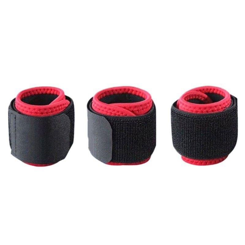 Sport basket ball carpien protecteur respirant enveloppement bande sangle sécurité réglable doux bracelets poignet soutien brassards salle de Sport - 2