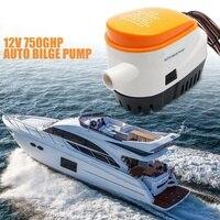 Automatische 12V Lenzpumpe 750Gph mit Interne Float Schalter Auto Wasser Boot Tauch Auto Pumpe mit Float Schalter Marine/köder
