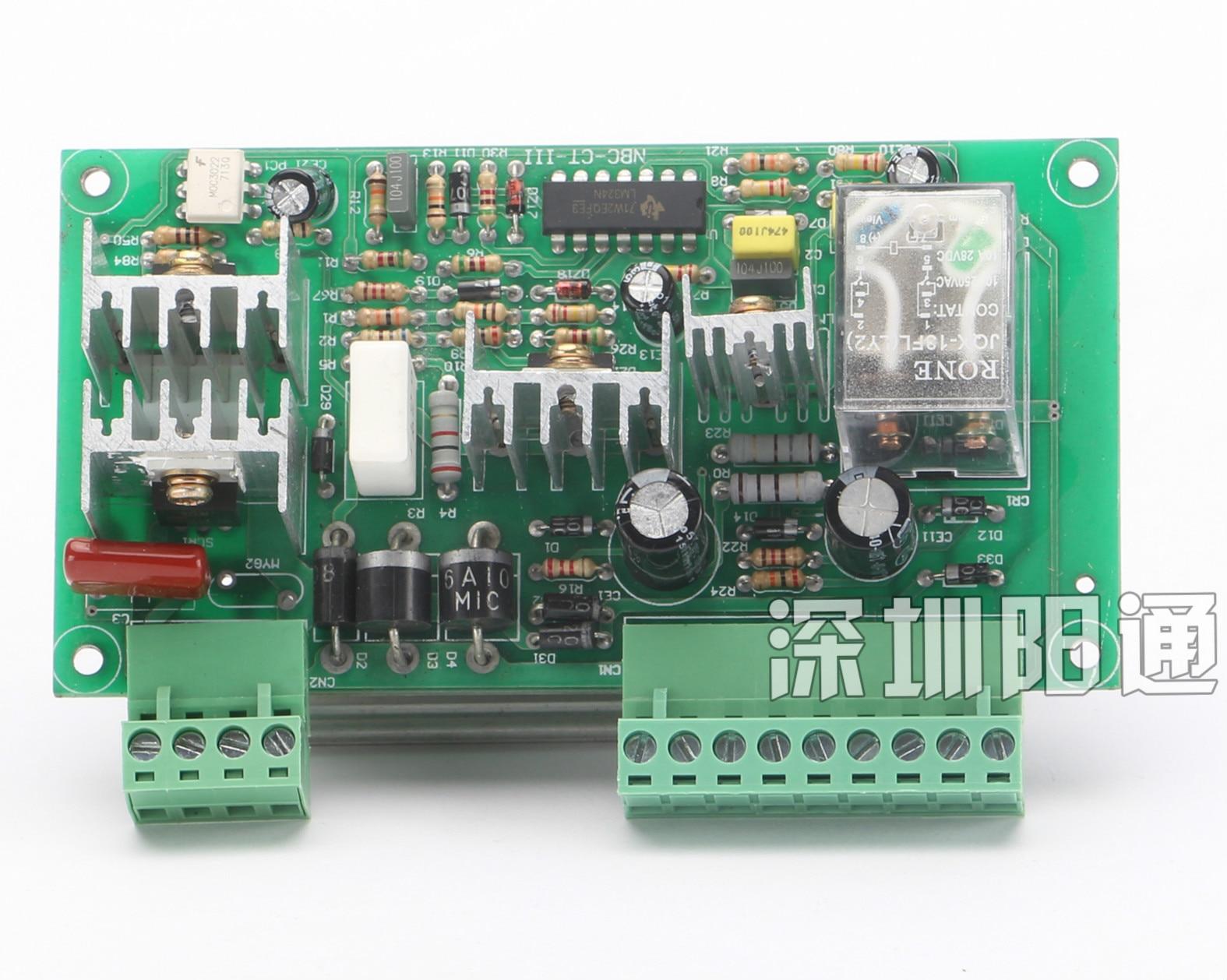 NBC Tap Gas Shielded Welding Machine Control Circuit Board Universal Conversion Board