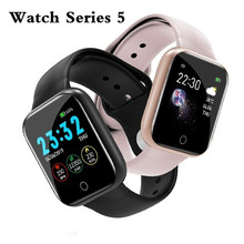 north edge smart watch women men smartwatch for android ios electronics smart clock fitness tracker heart rate smart watch hour Smart Watch Women Men Smartwatch For Android IOS Electronics Smart Clock Fitness Tracker Silicone Strap Smart-watch Hours
