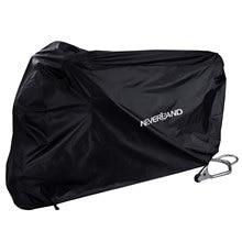 Housse de protection noire pour moto, pour Dirt Bike, Scooter, anti-poussière, anti-pluie, soleil, UV, M, L, XL, XXL, XXXL, D20, 190T