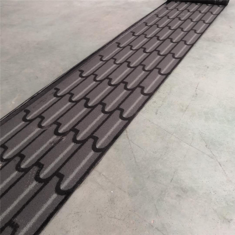 3 Mm, 4 Mm Colorful Stereo SBS Modified Bitumen Membrane Floor Or Roof Stereo Color Sand Waterproofing Membrane