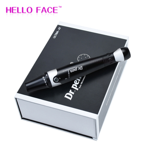 Image 2 - Dr.pen Ultima A7 قلم ديرما المهنية إبرة مجهرية نظام العلاج القلم الأصلي العناية بالبشرة مع 30 الإبر خرطوشة لمحبي