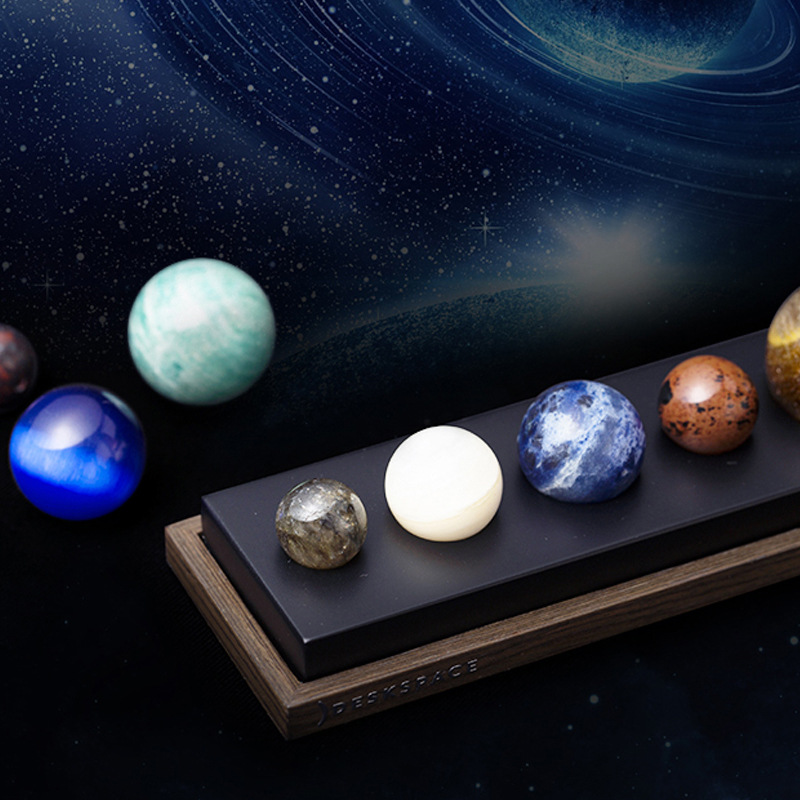 Deskspace Desktop Solar System Planet Decoration Creative Business Gift Exquisite Holiday Gift