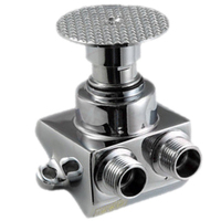 Pedal Control Knob Control Switch Basin Valve Cold Tap Automatic Cold Tap|Faucet Extenders| |  -