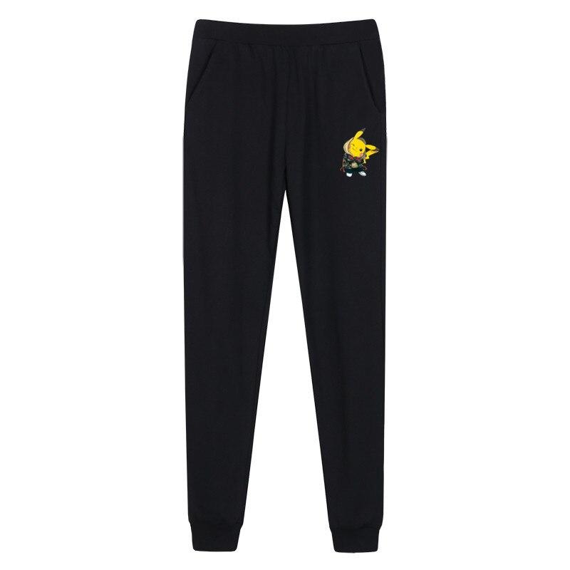 Boys funny pug Dabbing long pants girl thin cotton trousers Kids cartoon spring sweatpants boy pant 4