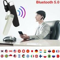 33 ภาษา Smart Translator ทันที Voice Speech คำ Interpreter Real-time หูฟัง Translators สำหรับ Travel การประชุม