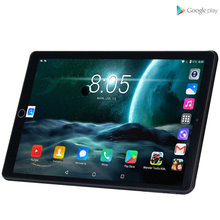 10.1 polegada tablet pc 4gb ram 64gb rom wi-fi 3g/4g telefone rede inteligente tablet bluetooth phablet octa núcleo android 9.0 comprimidos