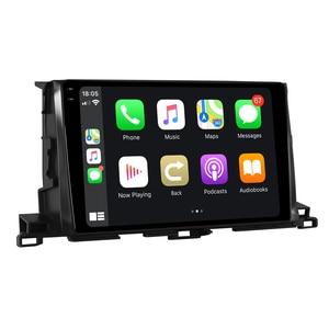 "Image 3 - 10.1""Android 10 Car Radio Stereo Head Unit 1280*800 GPS Navigation Carplay 4G For Toyota Highlander 2014 2018 Multimedia Player"