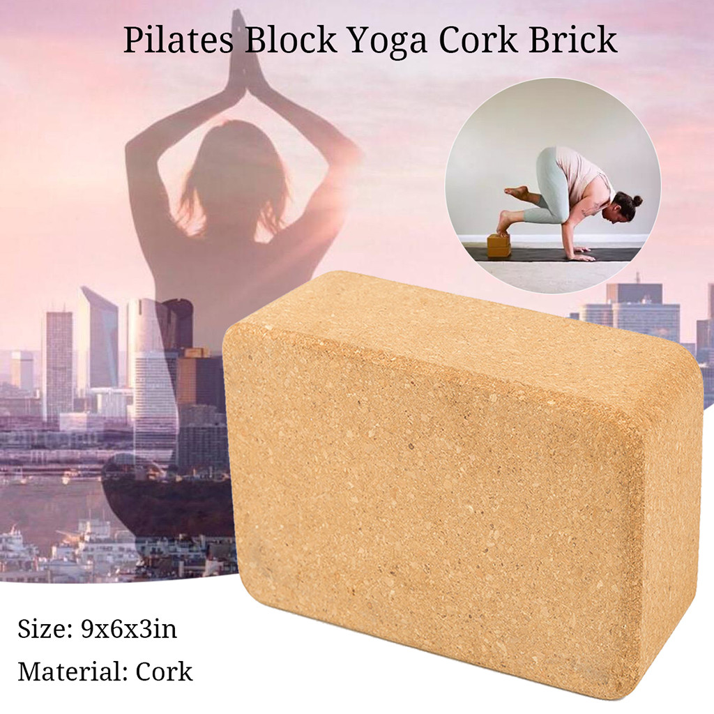 Cushion Pillow Foam-Brick Gym-Blocks Health-Training-Tool Exercise Fitness Workout
