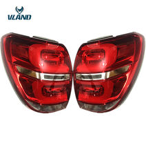 Vland factory for car taillight for Captiva LED tail lamp 2008 2017 with turn signal+reverse light+DRL(China)