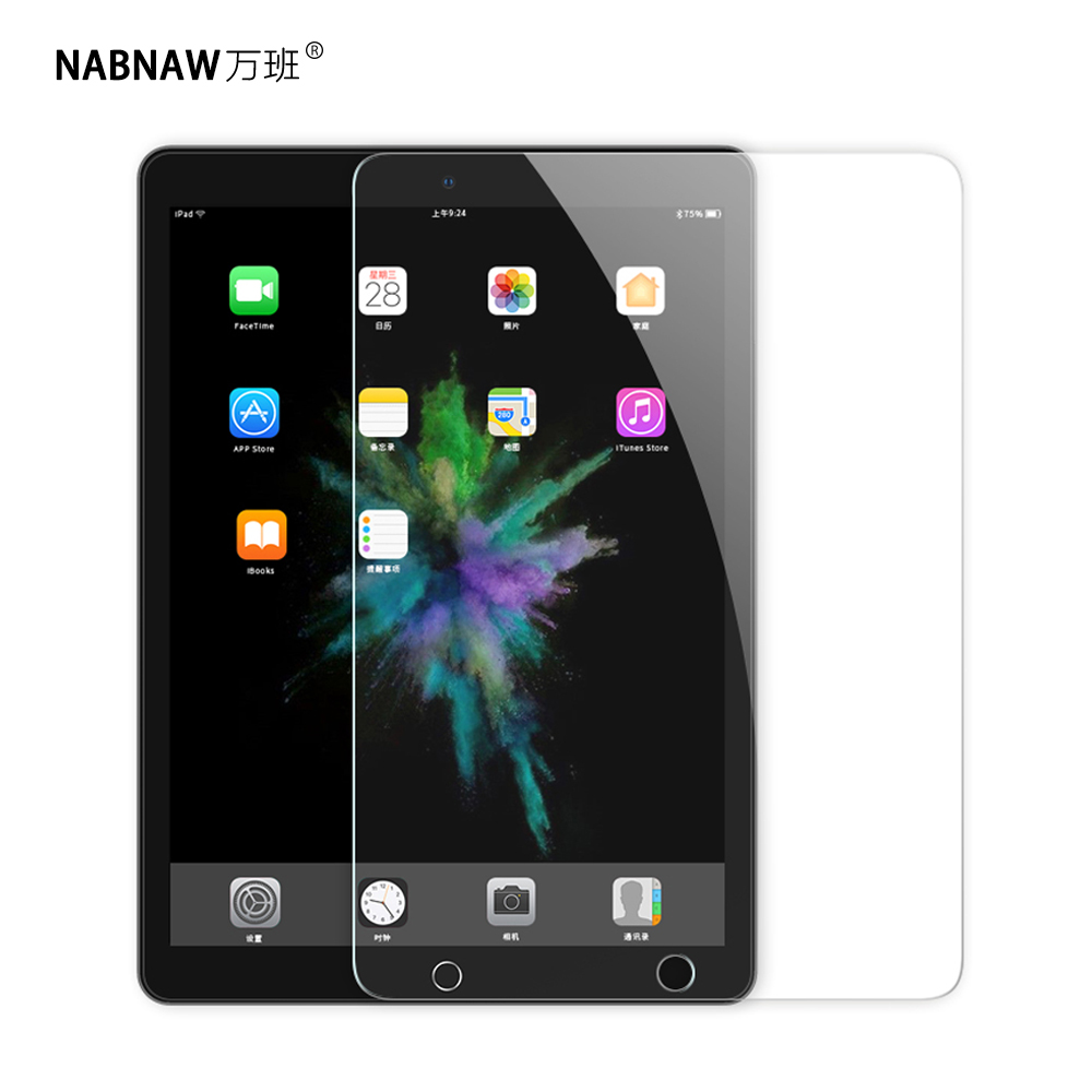 Tempered Glass Screen Protector for iPad 10.2 9.7 10. 5 10.9 11 New iPad 8 7 6 5 Air 4 3 2 Mini Glass iPad 2020 2019 2018 2017
