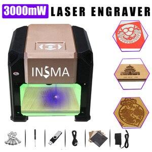 3000mW Desktop Laser Engraving