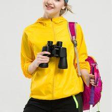 Унисекс Плюс Размер Популярные Ветрозащитный УФ Защита Открытый Мужчины Ветровка Велосипед Куртка Ультра Свет Солнце защита Женщины 1 шт.