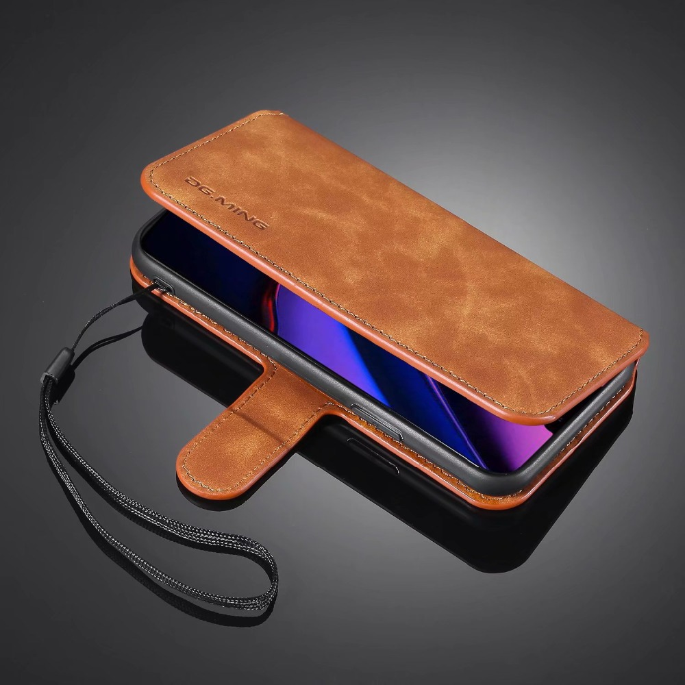 Premium Leather Flip Wallet Case for iPhone 11/11 Pro/11 Pro Max 6