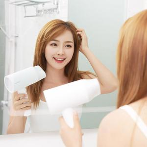 Image 4 - New XIAOMI SHOWSEE A1 W Anion Hair Dryer Negative Ion care Professinal Quick Dry Home 1800W Portable Hairdryer Diffuser Constant