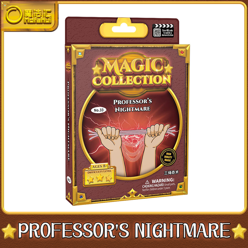Mofahui Magic props children's magic toys Professor's Nightmare <font><b>Richard</b></font> <font><b>Sanders</b></font> Educational interactive toys image