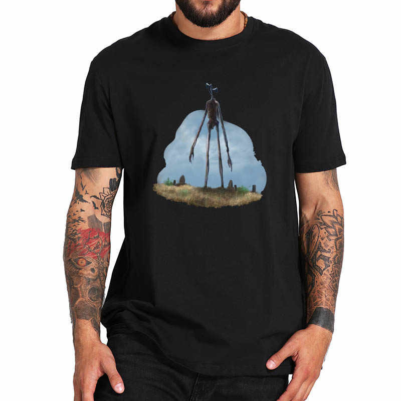 Sirenhead horror creepypasta shirt scp Kids sizes
