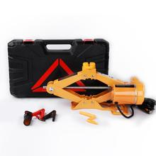 Car jack 12v car electric tire changing tool scissor repair kit Electric wrench
