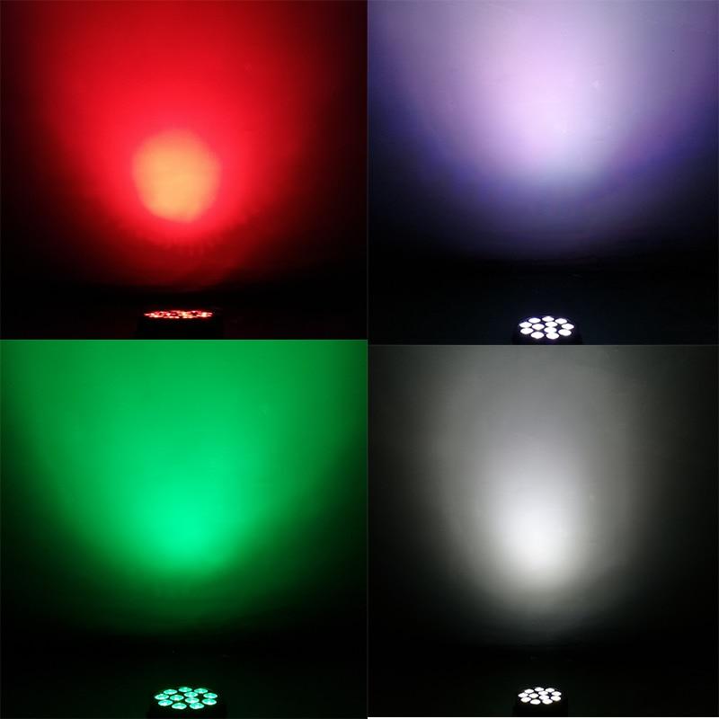 iluminacao profissional de palco led rgbw efeito 04