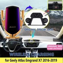 Auto Handy Halter für Geely Atlas Emgrand X7 Sport 2016 2017 2018 2019 Telefon Halterung Unterstützung Zubehör für iPhone