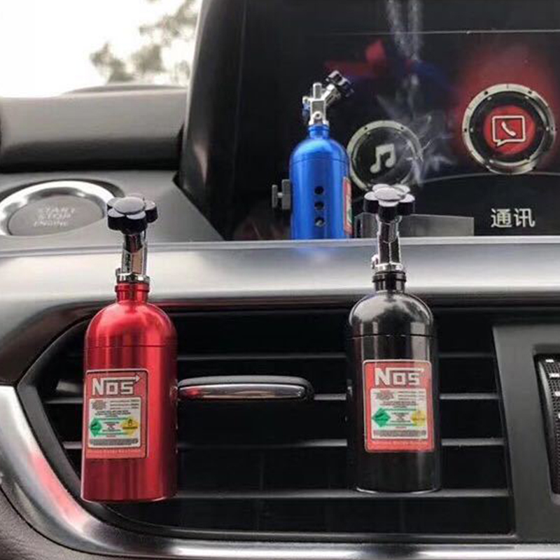 Car Air Freshener Car Perfume Smell NOS Turbocharger Car Styling Auto Smell Car Outlet Vent Auto Products Accessories