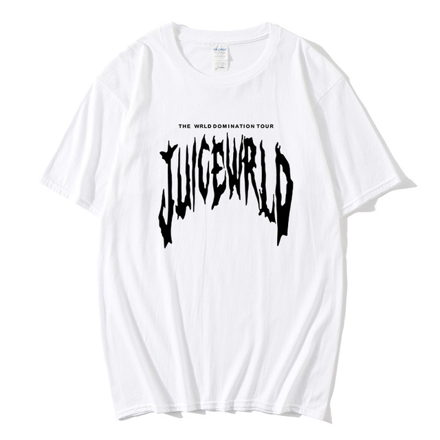 THE WRLD DOMINATION WORLD TOUR T-SHIRT (19 VARIAN)