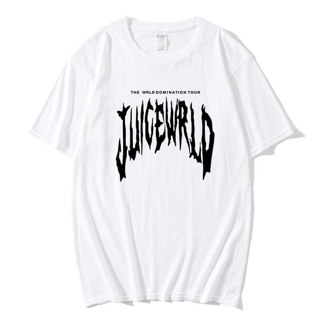 THE WRLD DOMINATION WORLD TOUR T-SHIRT (19 VARIAN)