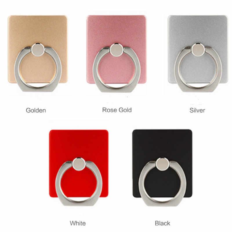 Ngón tay Giá Đỡ Điện Thoại Đứng 360 Độ Vòng Tròn Kẹp Điện Thoại Điện Thoại Thông Minh cho IPhone Xiaomi Tế Bào Di Động Điện Thoại Giá Đỡ Chiếc Nhẫn
