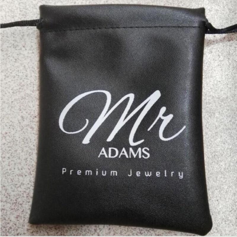 Échantillon de sac de cordon bon marché de petite taille avec 1 logo de couleur dans le matériel microfibre de toile de satin de lin de jute de coton de velours et autre - 5