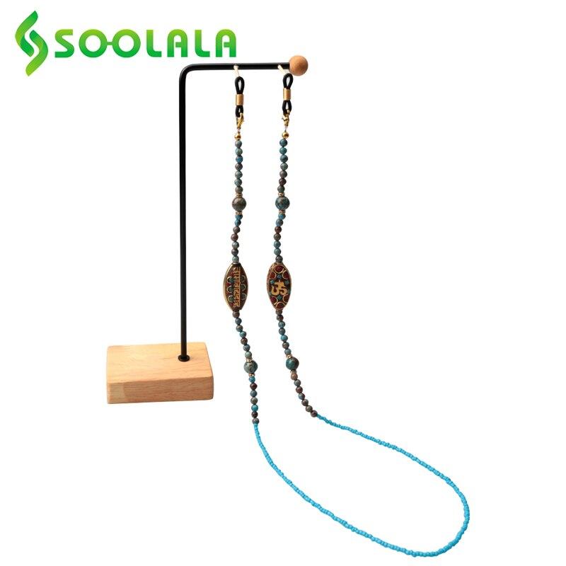 Купить soolala бирюзовый шнур держатель для солнечных очков цепочка