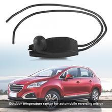 Термодатчик 6445F9 AC Terisass автомобильный внешний датчик температуры окружающего воздуха для peugeot 206 207 208 306 307 308 405 407