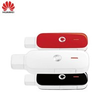 Débloqué Huawei Vadafone K3806 Modem USB 3G 14.4 Mbps HSPA + Haut Débit Mobile Modem 3G Dongle 3G Bâton PK E3351 E3131,,E303