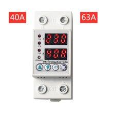 Двойной светодиодный дисплей 40a 63a для домашнего использования