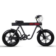 20 Inch Excessive Pace Electrical Snow Bike 2 Wheels Electrical Bicycles Massive Fats Tire Off Street Grownup Electrical Bicycle 750W 48V 60KM/H