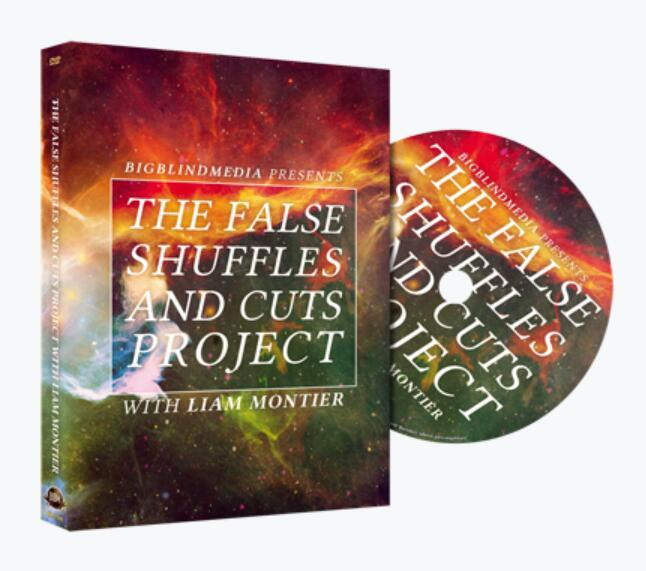The False Shuffles And Cuts Project By Liam Montier Magic Tricks