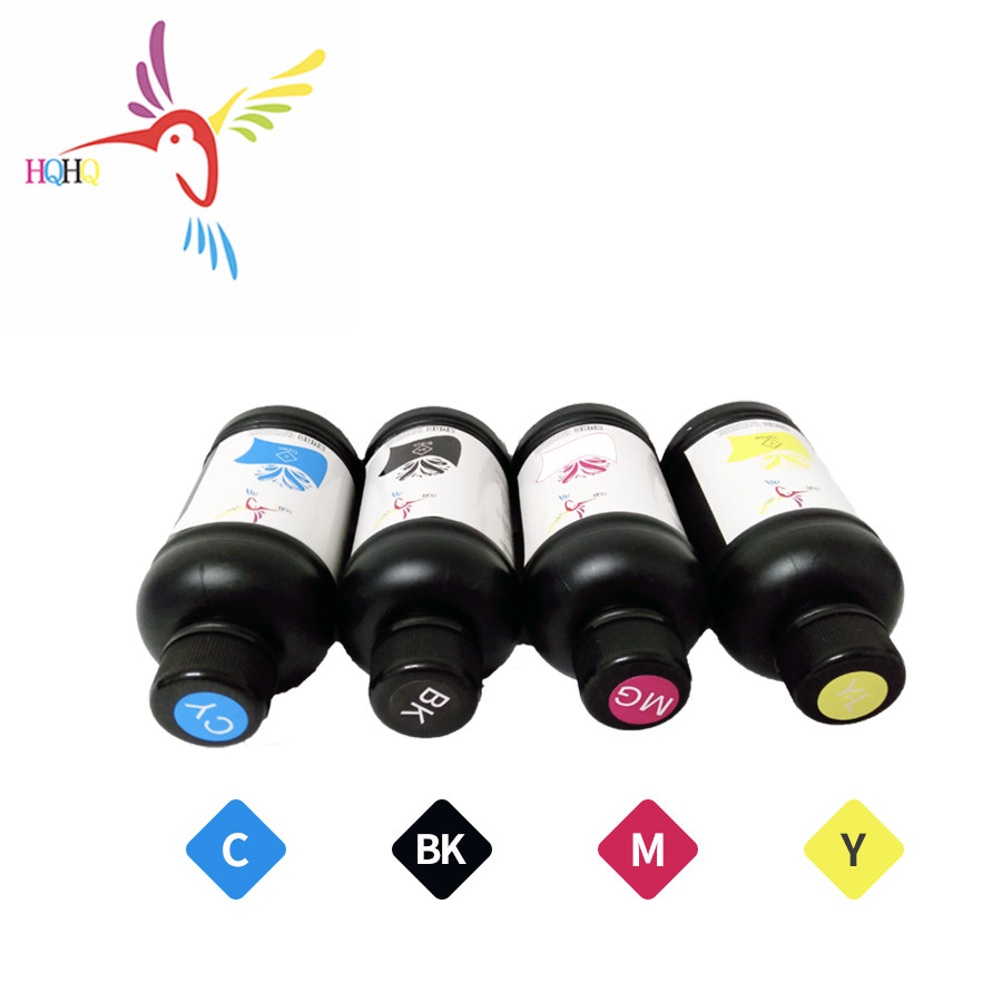 6PC//SET Empty Refillable Cartridge For Epson SC F2000 F2100 F2130 Printer