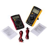 DM9205A1999 DisplayProfessional Contagens Multímetro AC DC Multímetro Digital LCD Voltímetro Tester Medidor de capacitância Medidor Digital|Multímetros| |  -