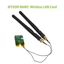 Jetson Nano WIFI modülü 8265AC NGW çift bantlı çift modlu kablosuz ağ kartı M.2 arayüzü Bluetooth WIFI modülü