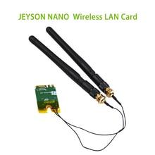 Jetson Nano moduł WIFI 8265AC NGW dual band dual mode bezprzewodowy karta sieciowa M.2 interfejs Bluetooth moduł WIFI