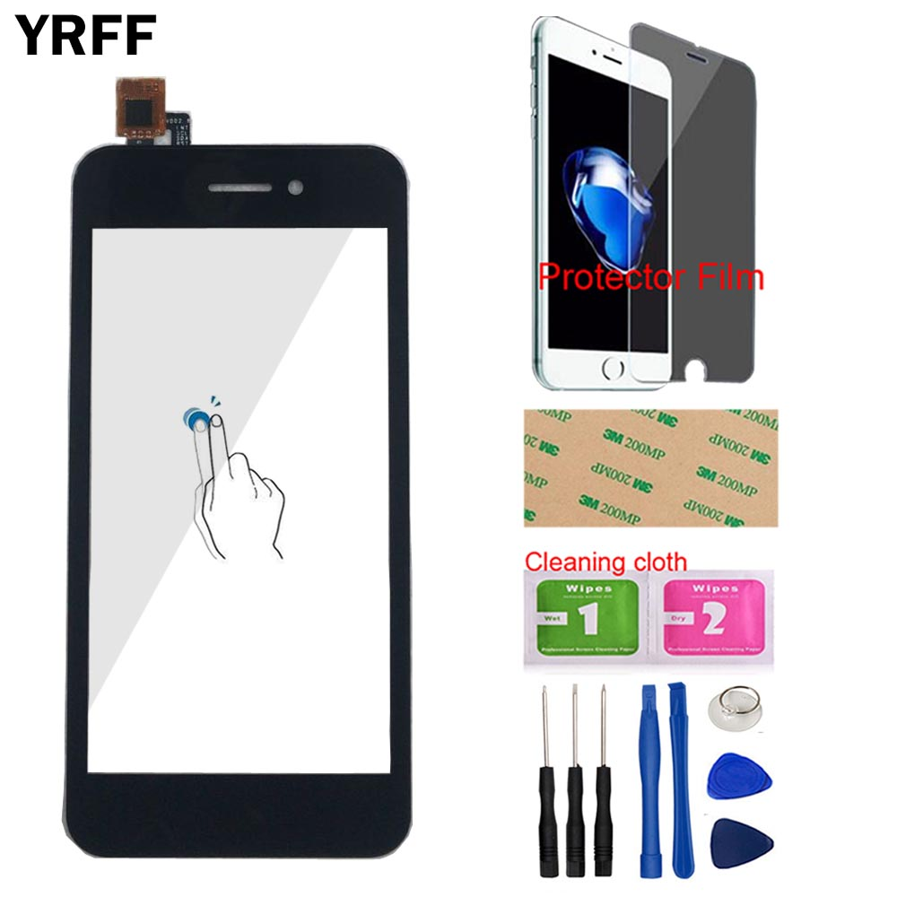 Mobile Touch Screen Panel For Fly FS459 Nimbus 16 Touch Screen Digitizer Touchpad Phone Touch Panel Tools Protector Film image