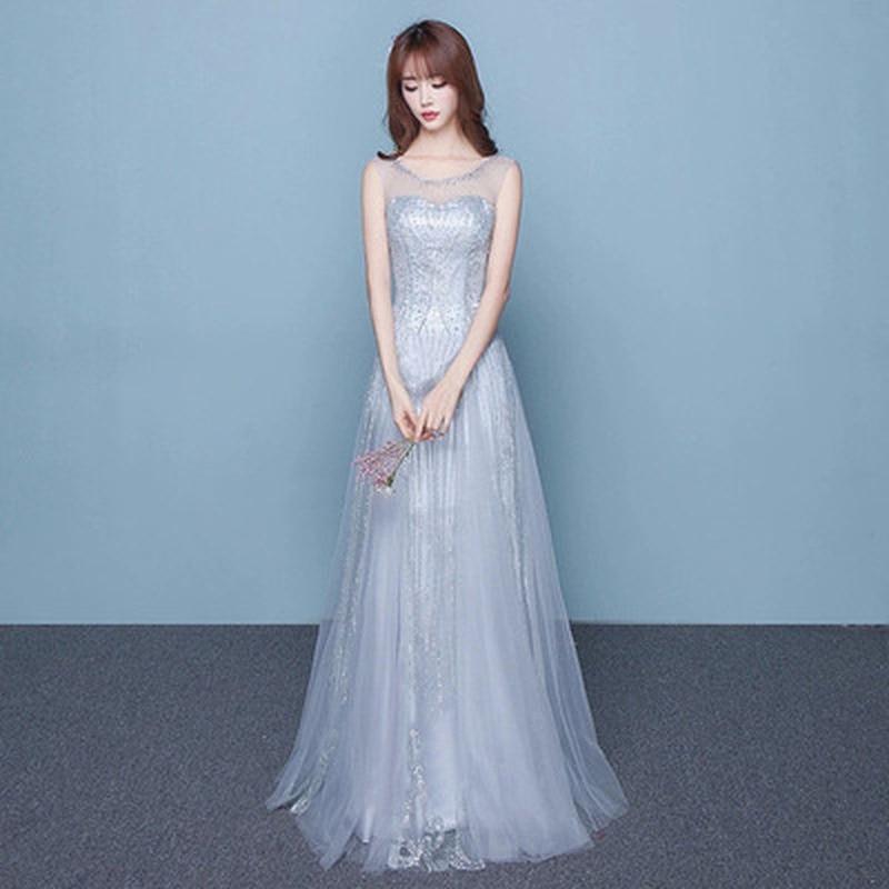 Long Dresses For Wedding Party Women Golden A-Line Sleeveless Lace Draped Burgundy Bridesmaid Dresses Vestido De Festa Longo