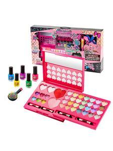 Детская косметика, игрушки, набор коробок для косметики, косметика для ногтей, игрушки для девочек, губная помада, тени для век, безопасный, н...