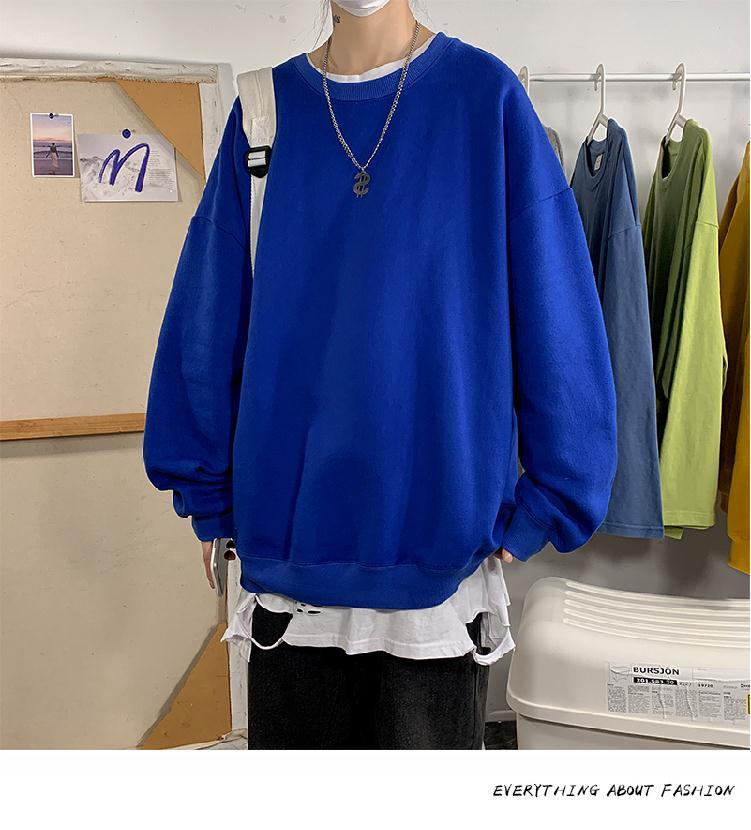 H27abc21c39b84e9fa84864d57f48228dW loose Korean style plus size sweatshirt winter clothes streetwear women 2020 new fashion plus velvet oversize harajuku hoodie